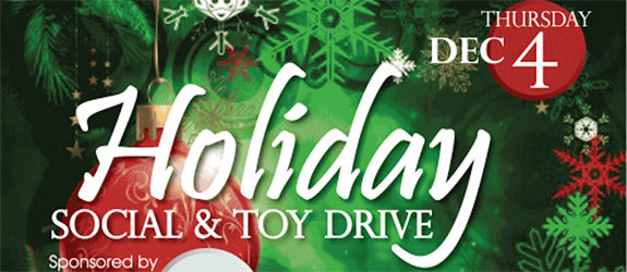 5th Annual Black Professional Alliance Holiday Social and Toy Drive