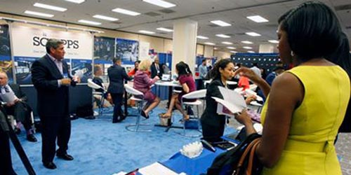 GET HIRED at the #NABJ17 Convention and Career Fair