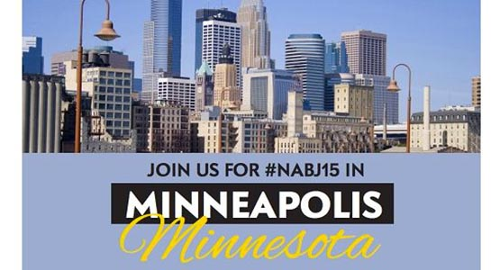 Thousands attend #NABJ2015 convention & career fair in Minneapolis, Minnesota