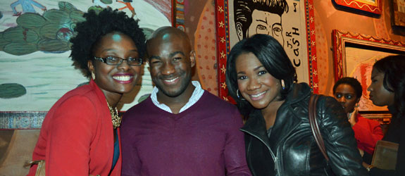 Black Alliance Committee Holiday Social at House of Blues
