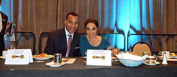 25th Annual Martin Luther King Jr. Memorial Breakfast in Houston