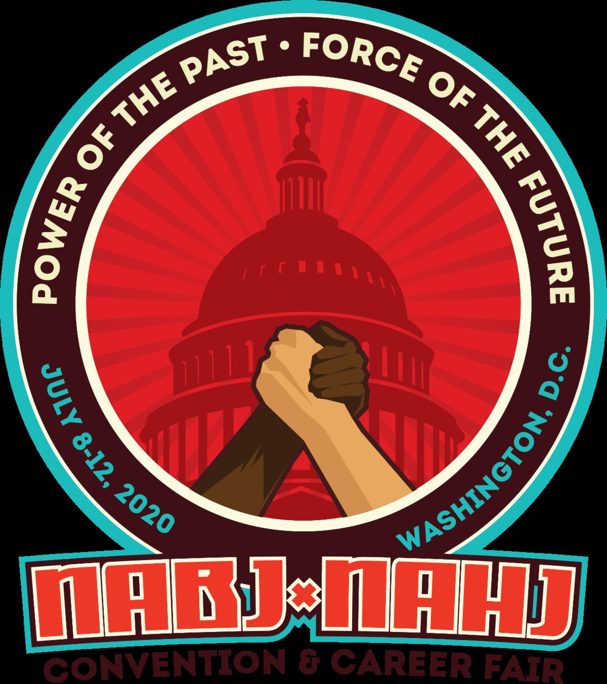 NABJ, NAHJ Announce 2020 Convention & Career Fair Theme and Logo - HABJ -  Houston Association of Black Journalists